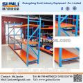 Adjustable Light Duty Steel Plate Storage Rack