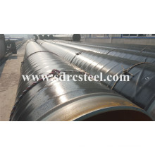 3PE Anti-Corrosion SSAW Steel Pipe for Bridges′ Building