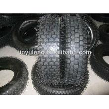 ruedas de goma de 16 x 4,50-8 / neumático de la carretilla del deber