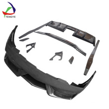 ABS plastic vacuum forming front rear lip