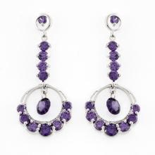 Mode suspendus boucles d'oreilles bijoux organisateur bijoux fournitures