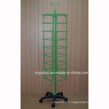 Four Sides Metal Peg Display Rack (PHY2044)