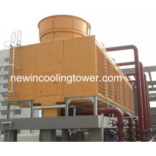 Faible prix FRP Cross Flow Cooling Tower for Industry