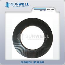 Carton ondulé avec joint de graphite 316L Cmg (SUNWELL)