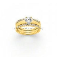 Bijoux en argent sterling populaire en argent sterling (KR3010)