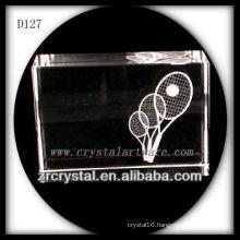 3D Laser Engraved Ping-Pong Bat