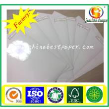 Papel de liberação de silicone 60g-para papel adesivo