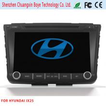 Lecteur DVD de voiture pour IX25 avec GPS iPod Bluetooth TV