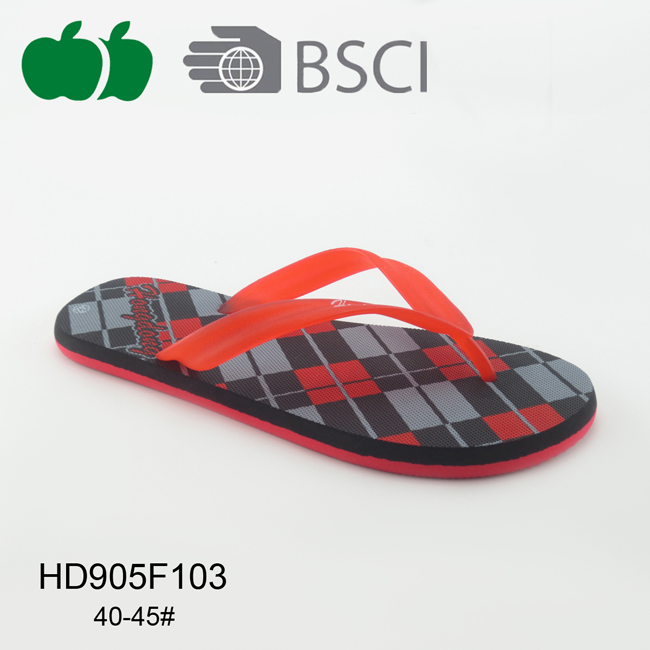 Popular Fashion Men Eva Beach Flip Flops