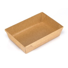 Lower Price Custom Food Plane Box Corrugated Paper Package Pizza Box