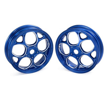 New Design 12 Inch Sprint GTS GTV Wheels Motorcycle Drum Brake and Disc Brake Wheels Supplier