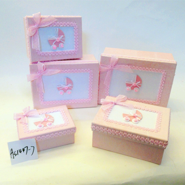 Baby Gift Package Box