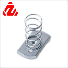 Custom 304 Stainless Steel Spring Nut