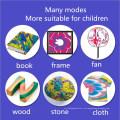 Heiße Verkäufe direkt ab Werk leicht zu reinigen und geeignet für Kinder Ebru Marmorierung Farbe