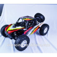 2016 VRX new release 1/10th 4WD electric brushed rc model car, new design sand buggy