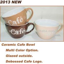 2013 NOVOS 4.68INCH Taça de cerâmica do café para BS130515B