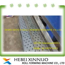Hebei xinnuo Scaffold Walk Board máquina de panel de techo de costura