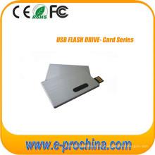 Memoria USB a todo color de encargo de la tarjeta de memoria para promocional