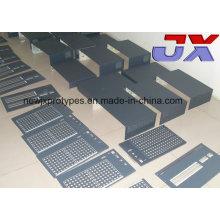 O carimbo de alta qualidade personalizado da chapa metálica / peças fazendo à máquina / SLA do CNC parte