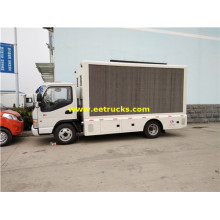 SMD P8 P10 Móviles LED Trucks