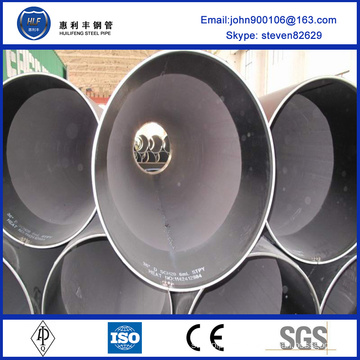 hot sale top quality best price astm a53 lsaw lsaw steel pipe for oil