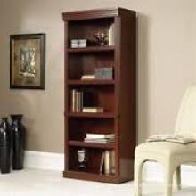 Bibliothèque en bois pour usage domestique