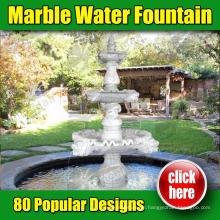 Populäres Design Moderne Wasserspiele mit 15 Jahren Gießerei