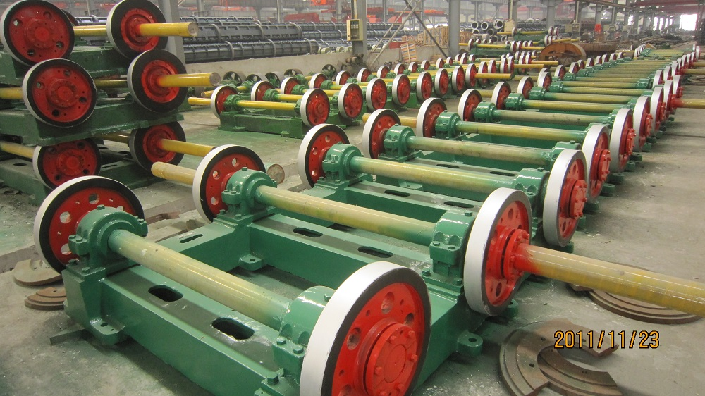 Spinning Machine For Electric Pole