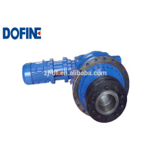 DOFINE DP series high speed gearbox electric motor speed reducer