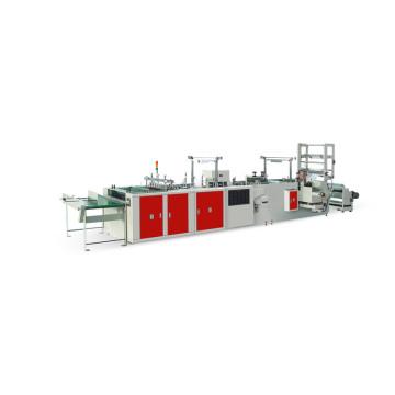 Automatic Multifunction Patch Bag Making Machine