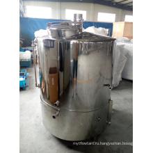 Резервуар для пивоварения из нержавеющей стали с прямым нагревательным элементом