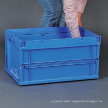 Space Saving System Collapsible Container
