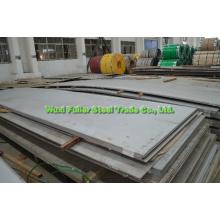 Tisco Mill 304 Placa de acero inoxidable Chapa de acero