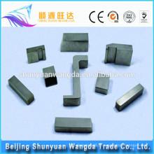 OEM cnc usinados tungstênio partes de aço fornecedor