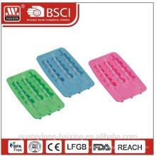 6858 Ледяной куб лоток, изделия из пластика, пластиковая посуда