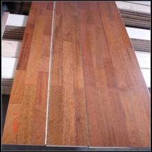 3 слоя 3 полосы мербау древесины настил