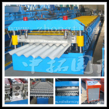 Steel Fence Panel Roll Forming Machine roofing steel sheet making machine
