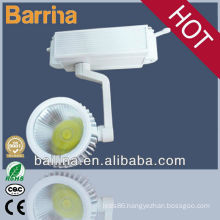 LED track light COB wire track lighting