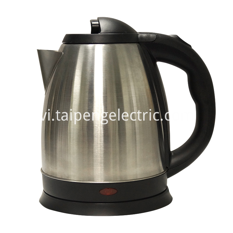 Stainless Steel Hot Water Kettle