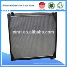 Radiateur Sinotruk WG9725530150 pour le marché mondial