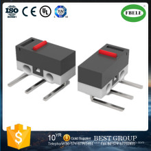 Series Square Type Head Button Pushbutton Switch with Indicator Lamp