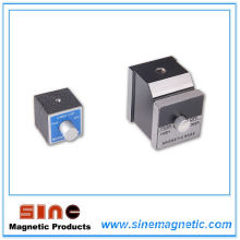 Base magnética de botón / fijación