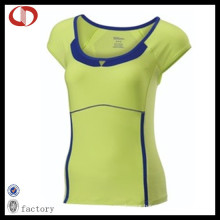Short Sleeve Womens Compression Jersey Factory