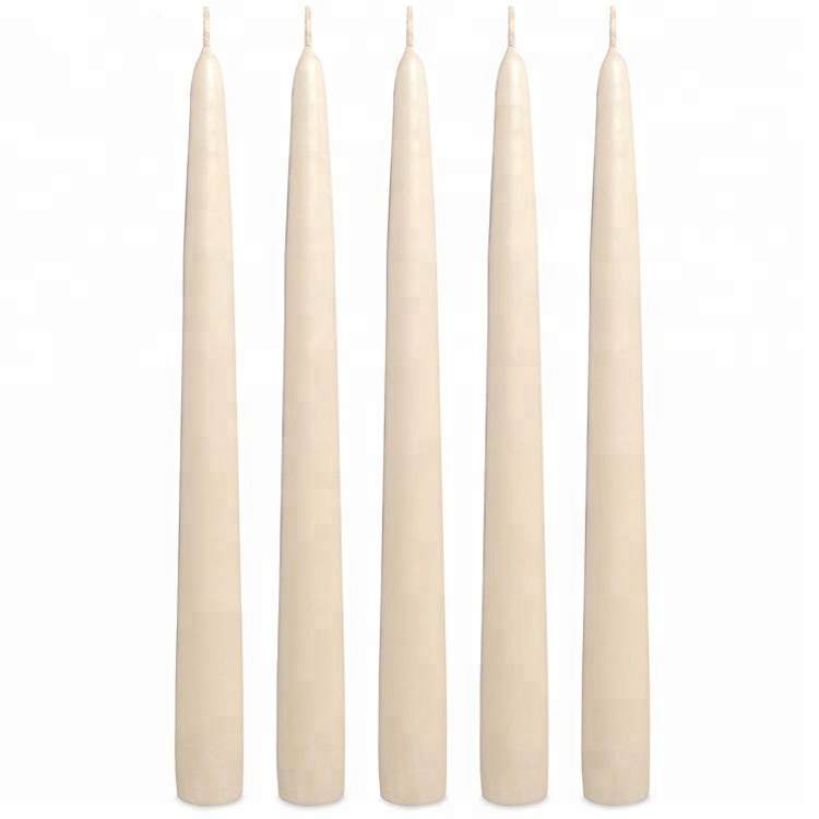 Ivory Color 10 Inch Tall Higlow Dripless