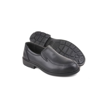 Sanneng Office Safety Shoes with Steel Toe Cap (SN5277)