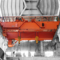 Mobile Double Trolley Electric Overhead Travelling Crane