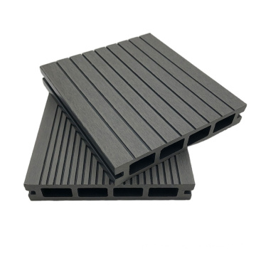 outdoor wpc wood plastic composite decking decorative wpc flooring