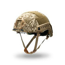 Nij III Fast Ballistic Kevlar PE Kugelsichere Helm