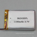 Bateria Lipo Li-Polymer 603450 1200mAh 3.7V Bateria recarregável