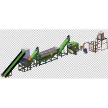 Linha de produção do granulador